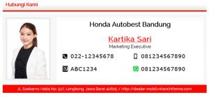 Website Dealer Mobil dan Dealer Motor