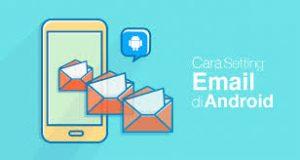 cara setting email hosting di android