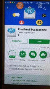 download aplikasi email di playstore
