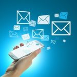 setting email hosting di iphone