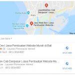 google bisnis